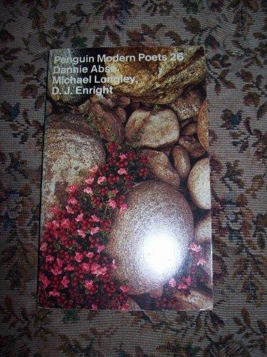 9780140421873: Penguin Modern Poets: Dannie Abse, D.J.Enright, Michael Longley Bk. 26 (Penguin modern poets ; 26)