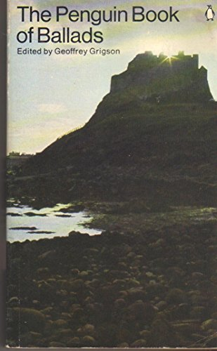 9780140421934: The Penguin Book of Ballads (Penguin poets)