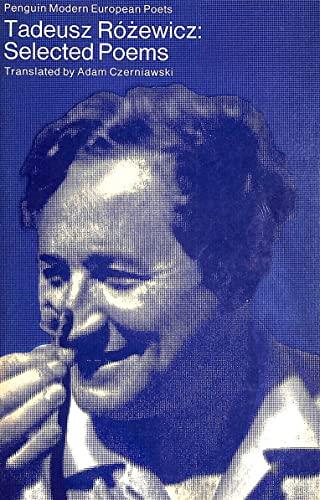 9780140421958: Tadeusz Rozewicz: Selected Poems (Modern European Poets)