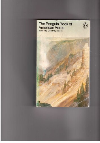 9780140421989: The Penguin Book of American Verse (Penguin poets)