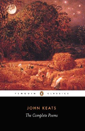 9780140422108: John Keats: The Complete Poems (Penguin Classics)
