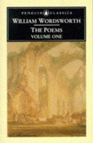 9780140422115: The Poems: Volume 1 (Penguin Classics)