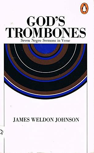 9780140422177: God's Trombones: Seven Negro Sermons in Verse (The Penguin poets)