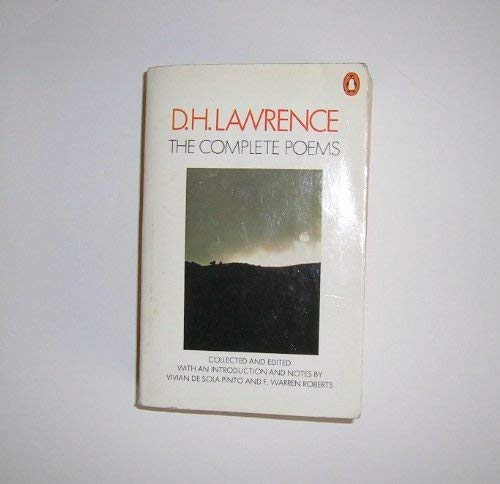 9780140422207: Lawrence: Complete Poems (The Penguin poets)
