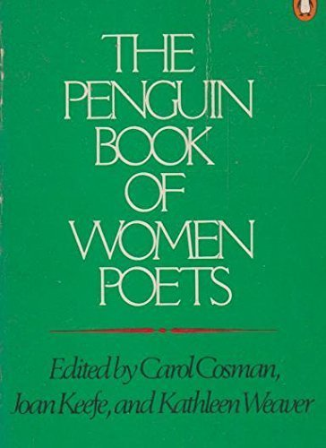 9780140422252: Penguin Book of Women Poets