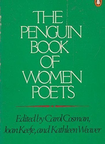 The Penguin Book Of Women Poets