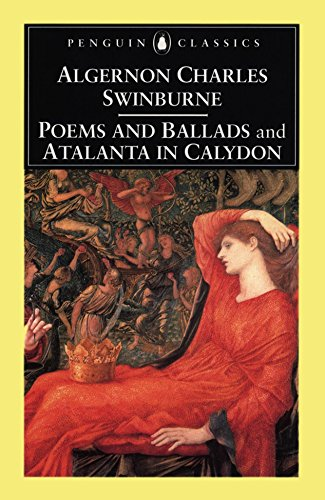 9780140422504: Poems and Ballads and Atalanta in Calydon