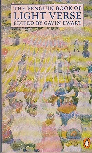 9780140422702: The Penguin Book of Light Verse