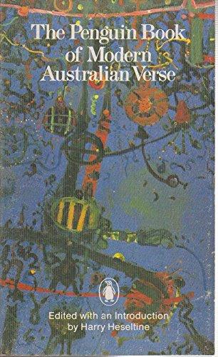 9780140422726: The Penguin Book of Modern Australian Verse (An Australian original)