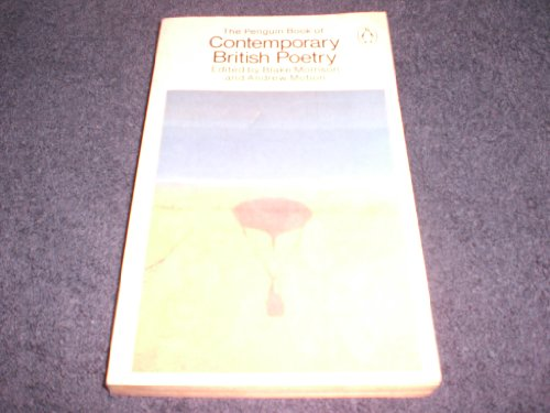 9780140422832: The Penguin Book of Contemporary British Poetry