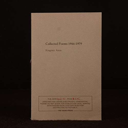 9780140422856: Collected Poems, 1944-79 (The Penguin poets)