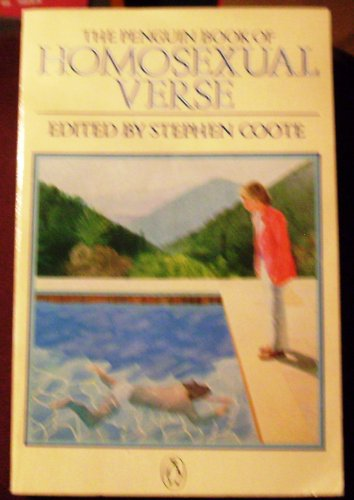 9780140422931: The Penguin Book of Homosexual Verse