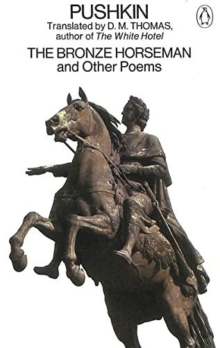 9780140423099: The Bronze Horseman: Selected Poems of Alexander Pushkin