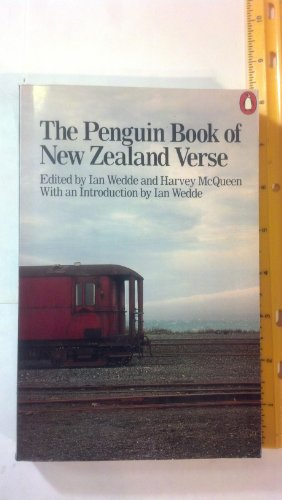 9780140423334: The Penguin Book of New Zealand Verse (The Penguin poets)