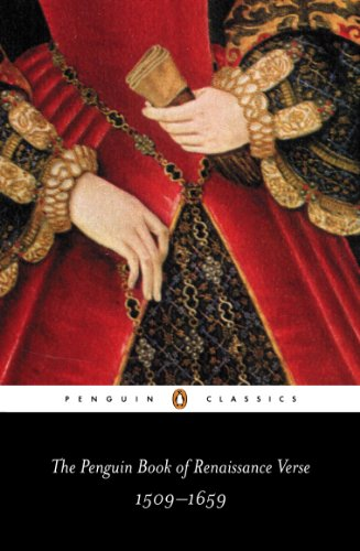 9780140423464: The Penguin Book of Renaissance Verse: 1509-1659