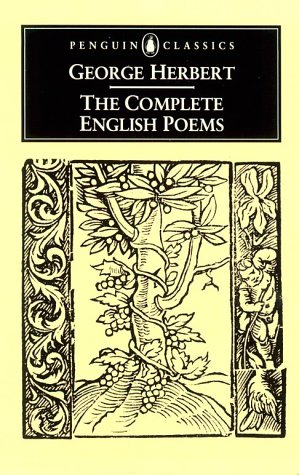 9780140423488: George Herbert - The Complete English Poems (Penguin Classics)