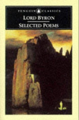 9780140423815: Byron: Selected Poems (Penguin Classics)