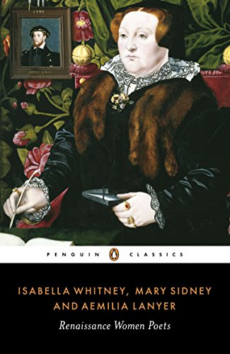 9780140424096: Isabella Whitney, Mary Sidney and Amelia Lanyer: Renaissance Women Poets