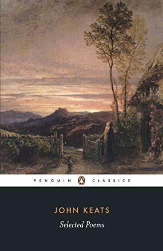John Keats, Selected Poems (Paperback): John Keats