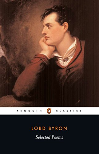 Lord Byron Selected Poems (Paperback): George Gordon Lord