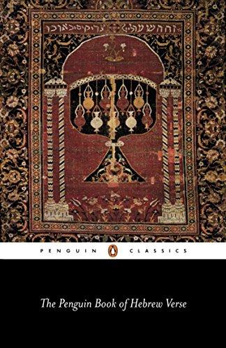 9780140424676: The Penguin Book of Hebrew Verse (Penguin Classics)