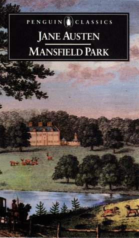 Image result for mansfield park cover