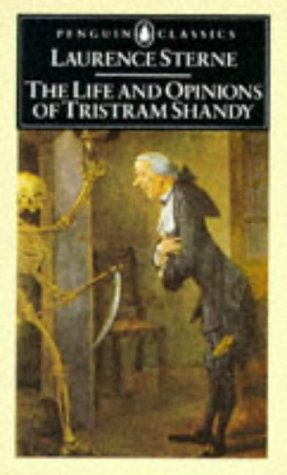9780140430196: LIFE/OPINIONS/TRISTAM SHANDY: Life and Opinions of Tristram Shandy, Gentleman (Penguin classics)
