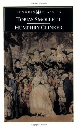 9780140430219: The Expedition of Humphry Clinker (English Library)