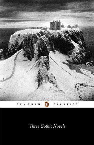 9780140430363: Three Gothic Novels: The Castle of Otranto; Vathek; Frankenstein