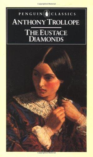 9780140430417: The Eustace Diamonds (Penguin English Library)
