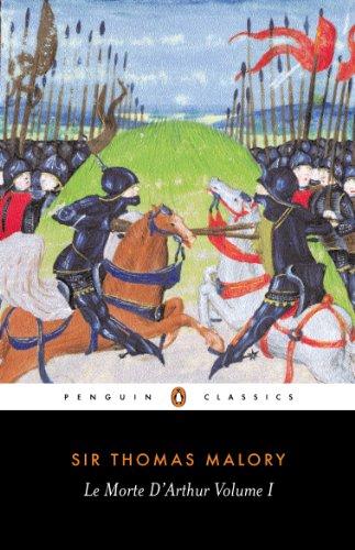 9780140430431: Le Morte D'Arthur Volume 1: v. 1 (English Library)