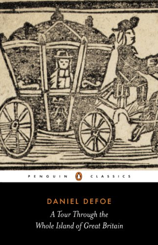9780140430660: A Tour Through the Whole Island of Great Britain : Abridged Edition (Penguin Classics)