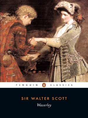 9780140430714: Waverley (Penguin English Library)