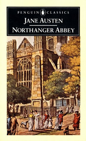 9780140430745: Northanger Abbey (English Library)
