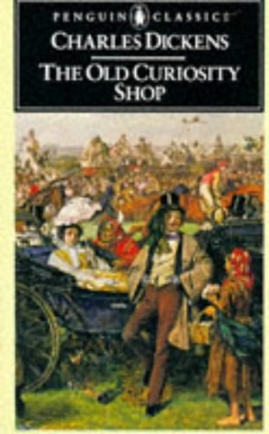 9780140430752: The Old Curiosity Shop (Penguin English Library El75)