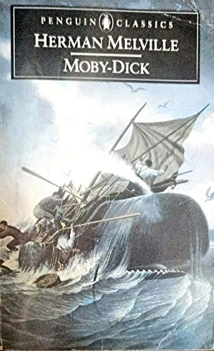 9780140430820: Moby Dick (English Library)