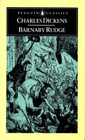 Barnaby Rudge (English Library): Charles Dickens, G.W.