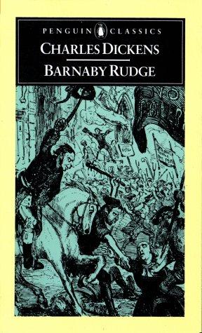 9780140430905: Barnaby Rudge (English Library)