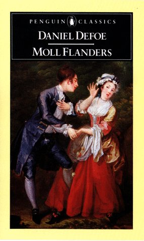 9780140431070: Moll Flanders (English Library)