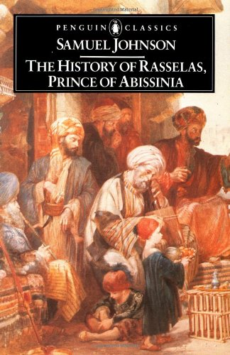 9780140431087: The History of Rasselas, Prince of Abissinia (Penguin English Library)