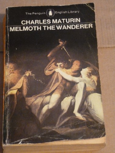 9780140431100: Melmoth the Wanderer (Penguin English Library)