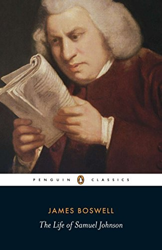 The Life Of Johnson: James Boswell