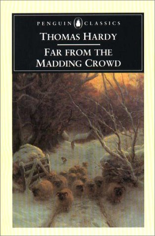 Far from the madding crowd . Penguin Classic.