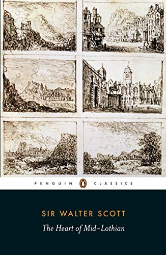 9780140431292: The Heart of Mid-Lothian (Penguin Classics)