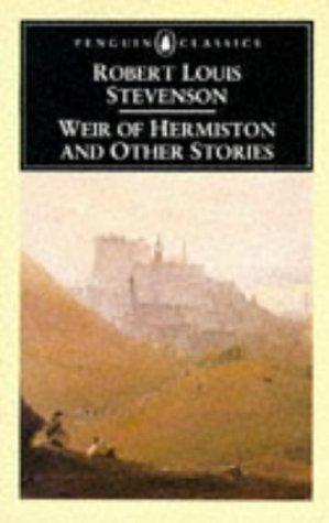 9780140431384: Weir of Hermiston (English Library)