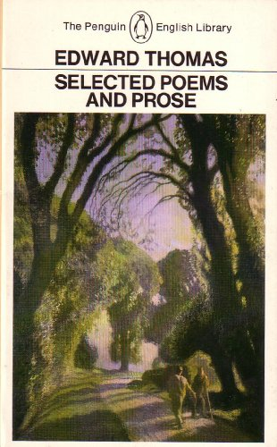 9780140431445: Selected Poems and Prose (English Library)