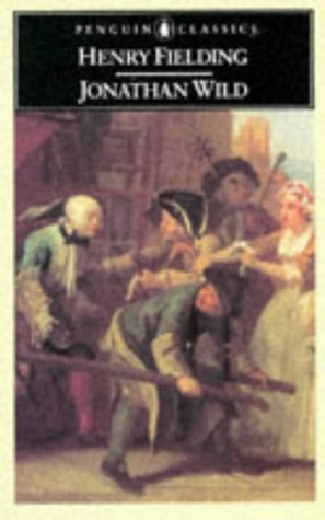 Jonathan Wild (English Library): Henry Fielding, David
