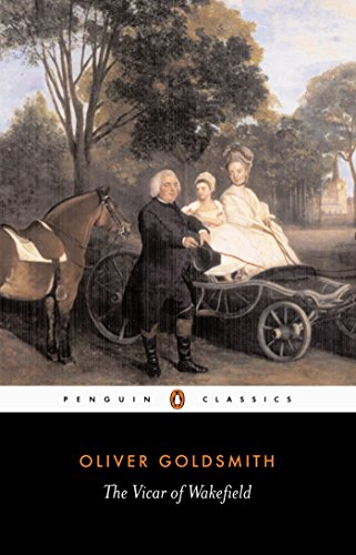 9780140431599: The Vicar of Wakefield (Penguin English Library)