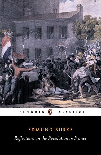 9780140432046: Reflections on the Revolution in France (English Library)