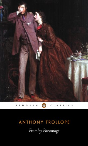 9780140432138: Framley Parsonage (Penguin English Library)